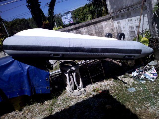 2.5m RIB Cholamark Inflatable Boat