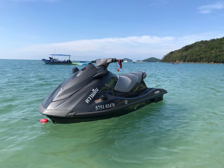 Jet Ski Yamaha Waverunner VX Deluxe 2014 - Price Reduced
