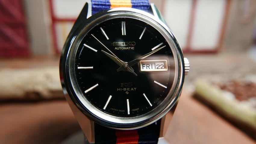Vintage watch King Seiko 70's