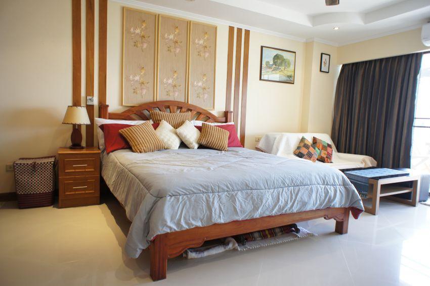 Viewtalay 5 C Studio For Rent, High Floor, Seaview