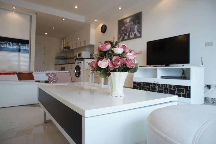 Viewtalay 5 C, Modern style studio, Quick sale!