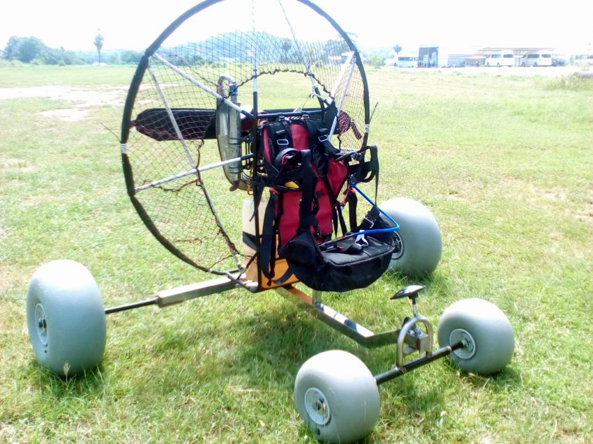 Paramotor 2in1 Trike Quad Sale Custom made