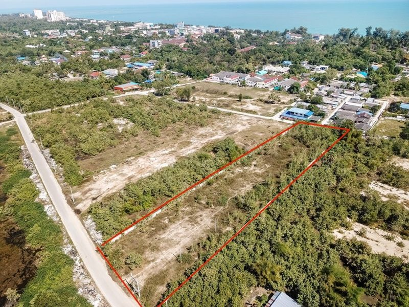 Incredible Investment Opportunity! Cha-am Beachside 4 Rai