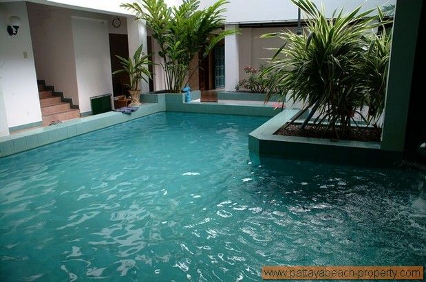 Apartment for rent North Pattaya,close to Wongamat Beach,size 80 sq.m.