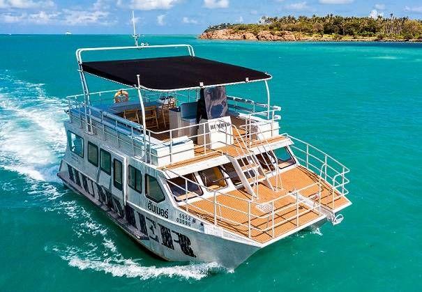 Power Catamaran Hummer 45
