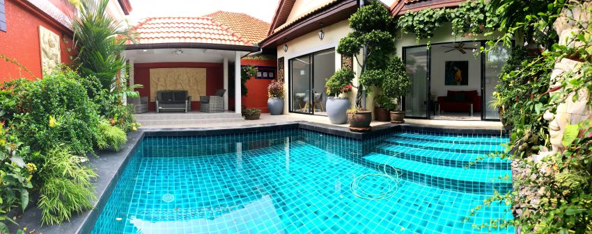 View Talay Villas - 2 Bed - For Rent