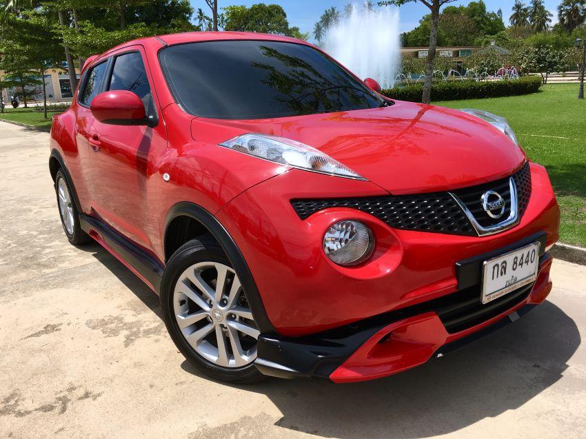 Nissan Juke 2015 Grazoo
