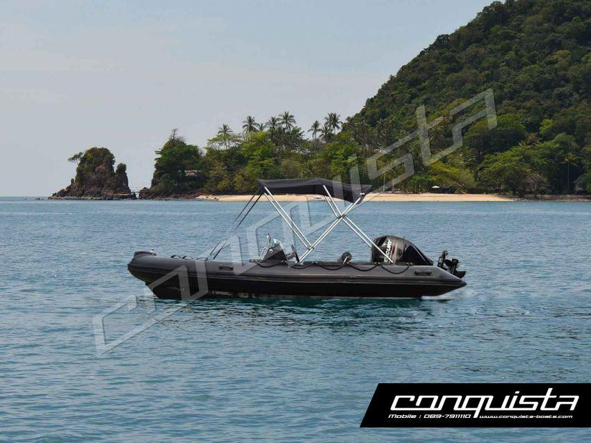 RIB - Conquista Boats - CRB500 - 398,000