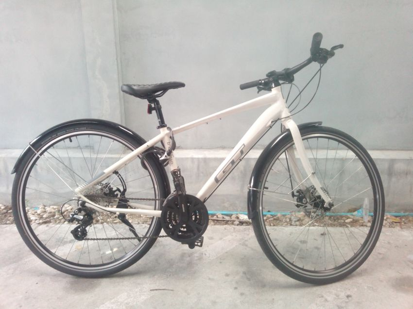 GT Traffic 1.0 Bicycle