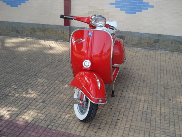 Classic Vespa Scooters for sale