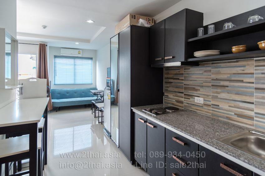 Studio for sale in Beach 7 Condominium