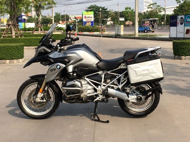 2016 BMW R1200GS LC in excellence condition
