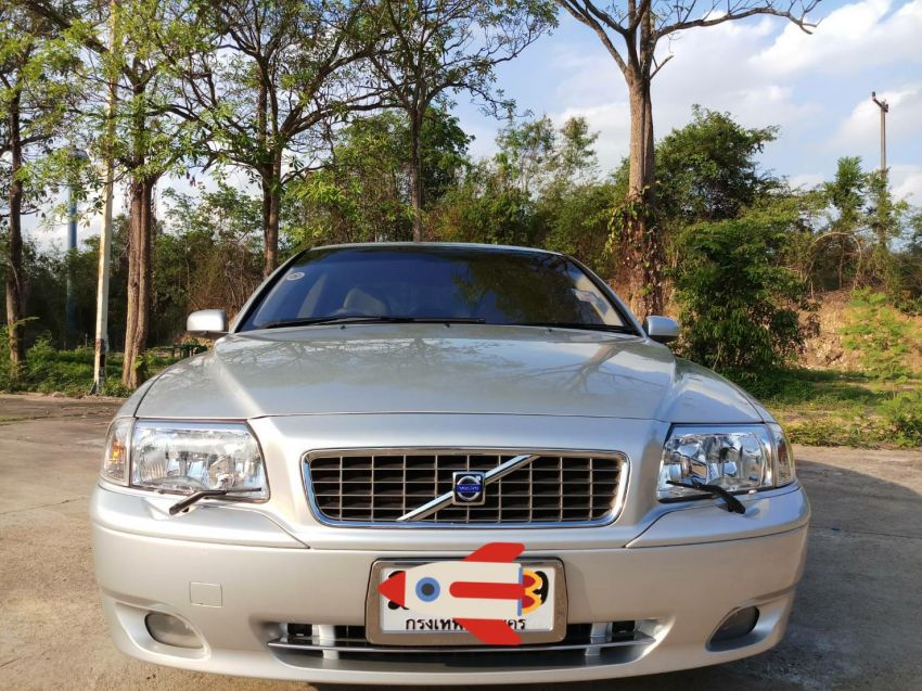 2007 volvo s80 2 3t in top condition cars vans suvs for sale uttaradit city. Black Bedroom Furniture Sets. Home Design Ideas