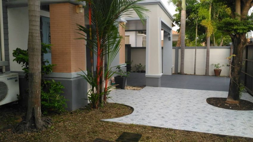 Phuket Villa 11k/mth 5min Central shoppin 3bd detached HomeRent