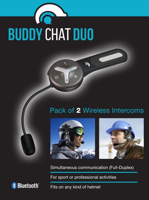 Buddy chat intercom