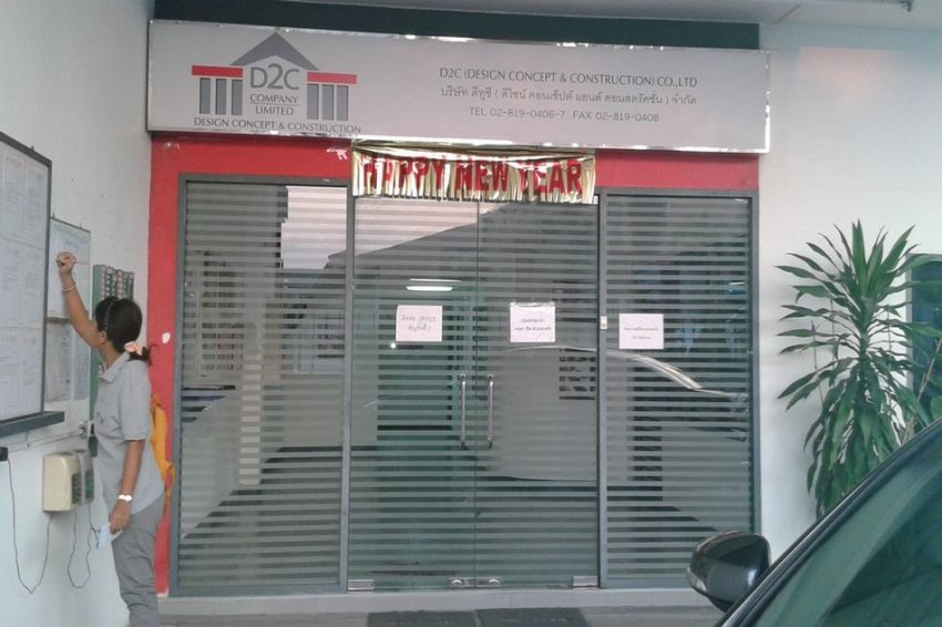 Construction business for sale by owner in bangkok