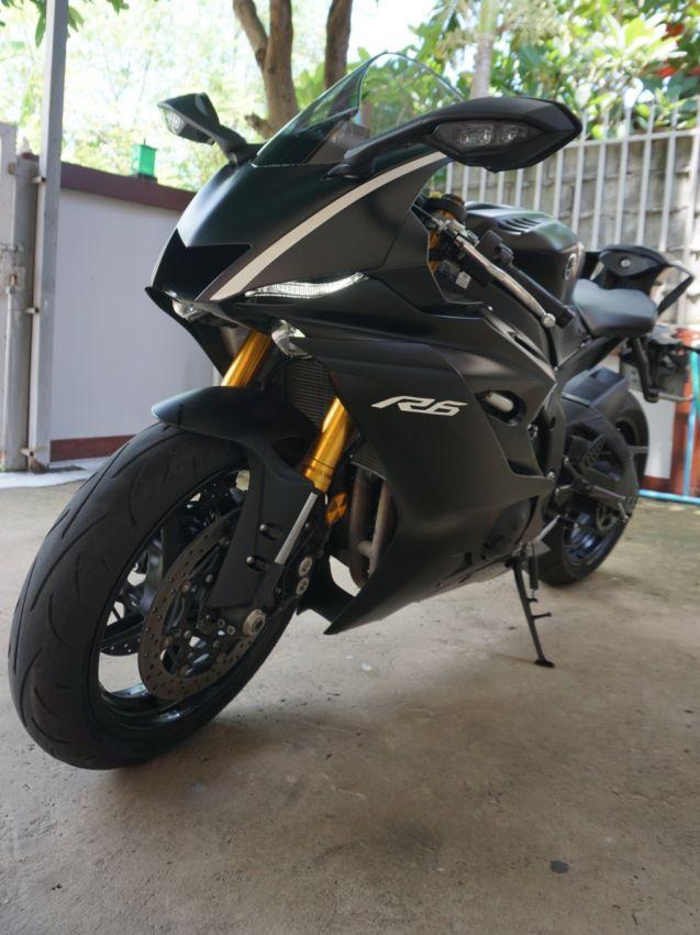 Sale Yamaha R6