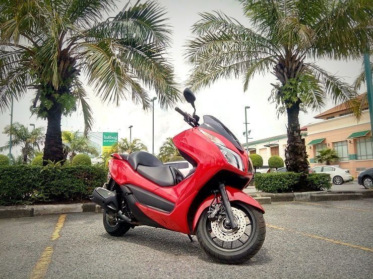 Honda Forza 300 ABS Low Mileage And Perfect Condition