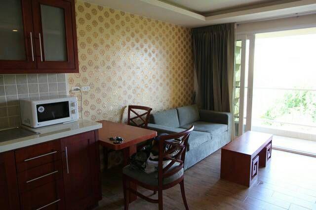 Condo for rent Central Pattaya,City Garden Condominium, 1 bedroom, size 50 sq.m.,close to Pattaya Beach.