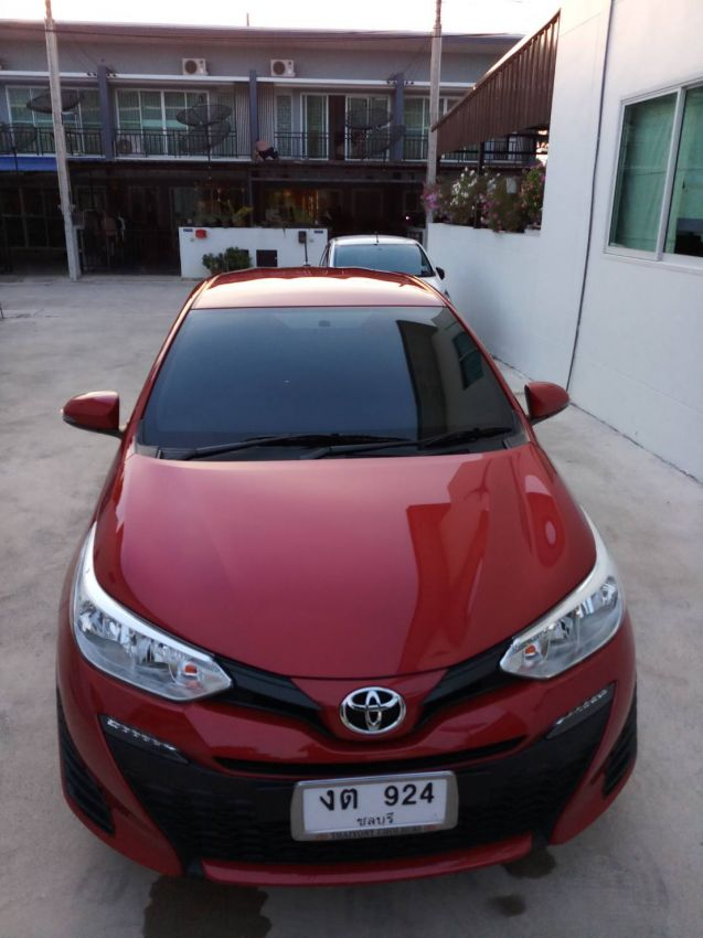 Toyota NEW YARIS for Rent