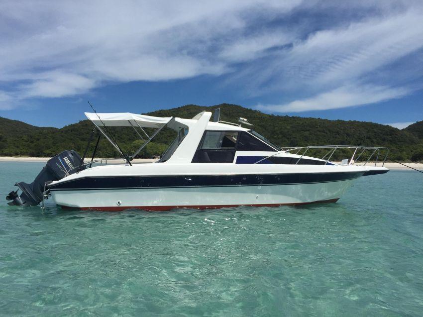 MEGA SALE! Yamaha FR 26 Boat Engine 4-stroke Yamaha 225