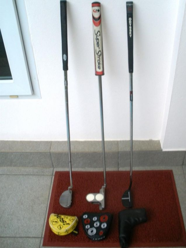 Golf Equipment Yes C Groove Penny