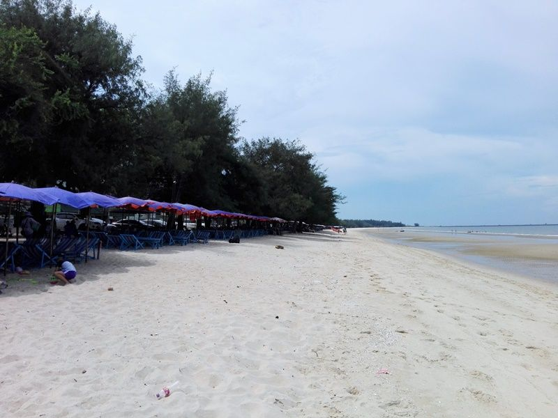 Cha-am Beach North 366 TW Only 85 Meters to Beach!