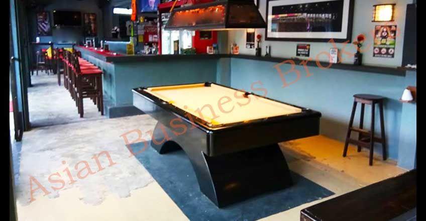 6705015 Popular 'Gangster' Theme Bar in Koh Phangan