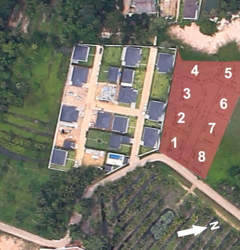 Land for sale in Laem Mae Phim, Klaeng, Kram district