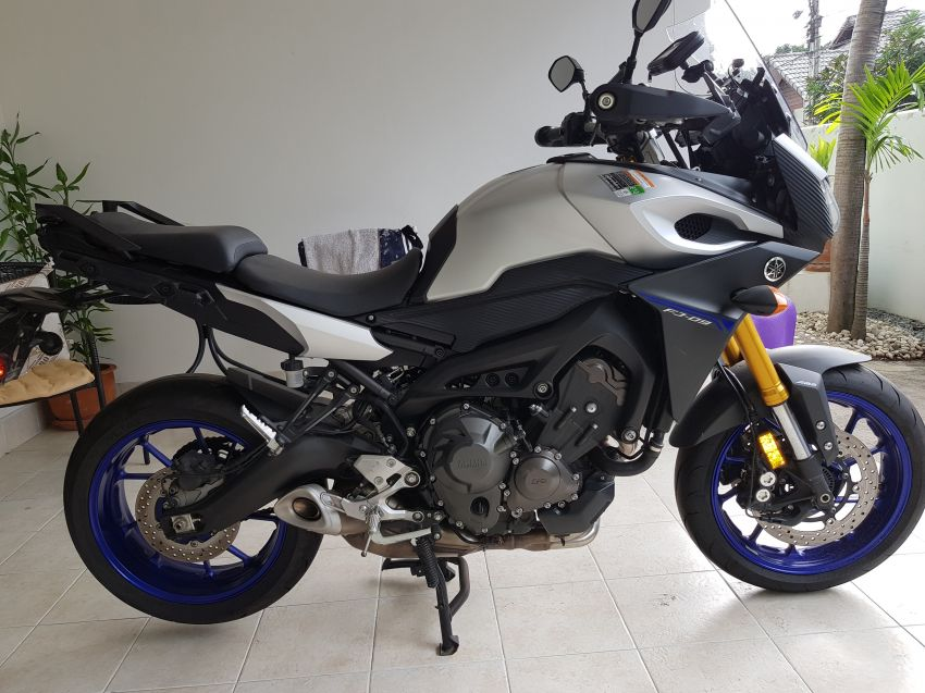 YAMAHA FJ/MT 900 TRACER ABS 2016 MODEL REDUCED PRICE