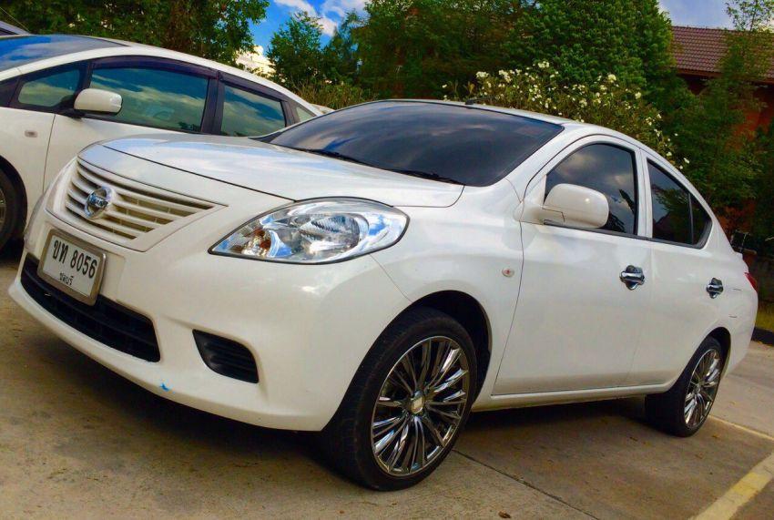 Nissan Almera 2013 in mint condition