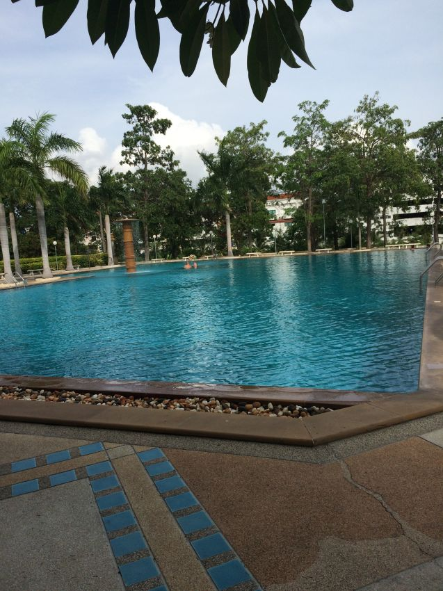 condo for rent Viewtalay 5 Jomtien beach