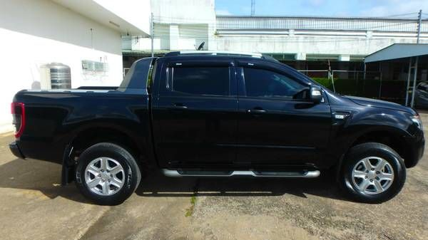 FORD RANGER 2.2 Tdci 2X4 WILDTRAK, 6 speed Automatic (Mid 2012)