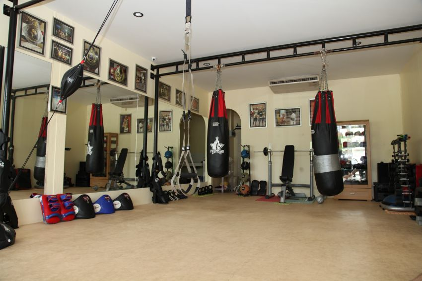 Muay Thai gym for sale