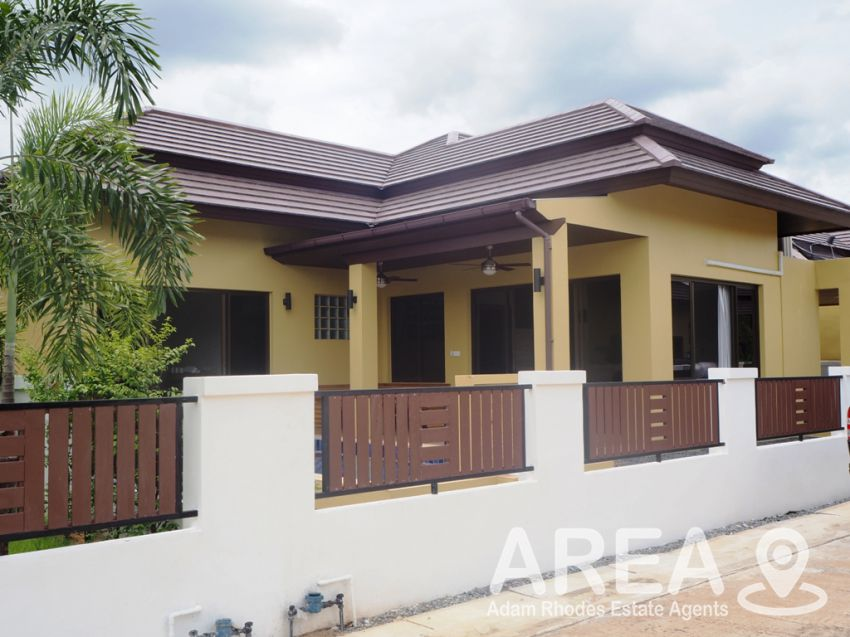 !!! New House for sale, Beach side Bang Saray !!!