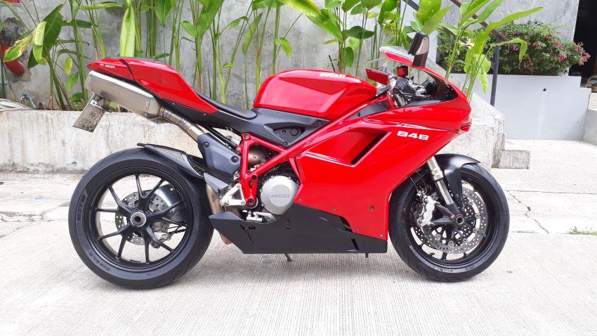 Ducati 848 Superbike - 2010