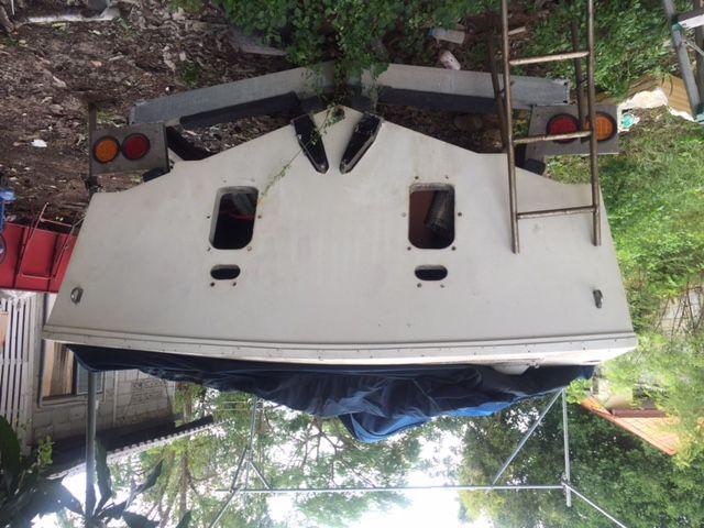 Original Cigarette Boat From Usa