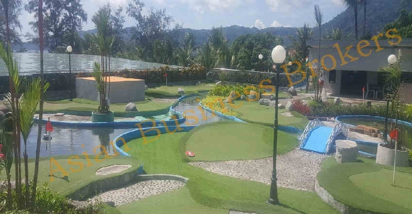 4802011 Exciting Phuket Beachfront Mini Golf Course for Sale