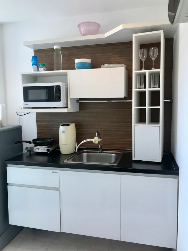 Penthouse 8th Floor Condo For Sale - 3 Minutes Walk to Bang Chak BTS