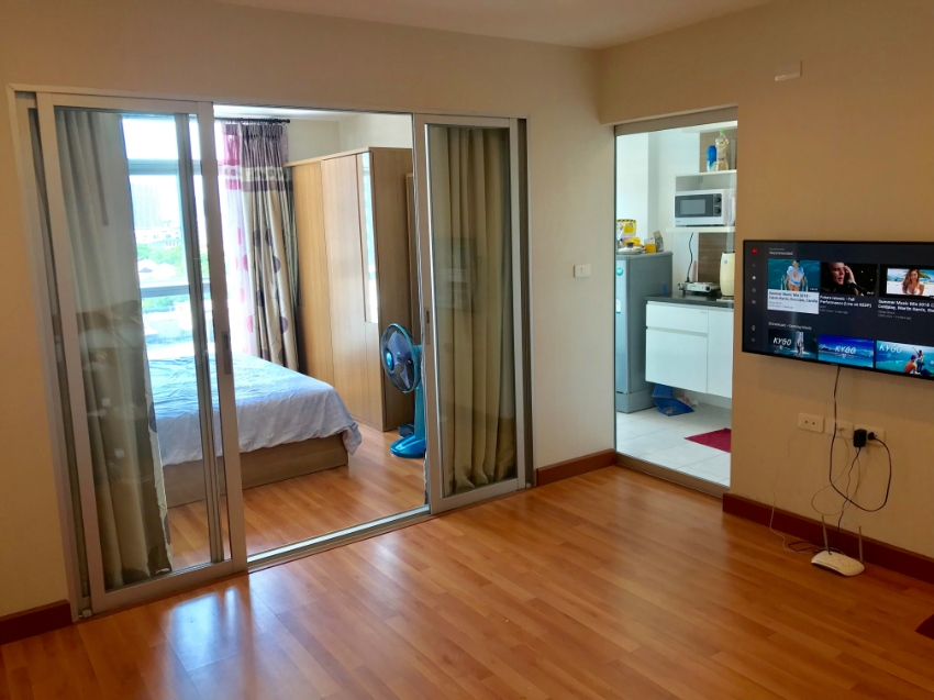Penthouse Level 1 BR Condo For Sale - 3 Minutes Walk to Bang Chak BTS