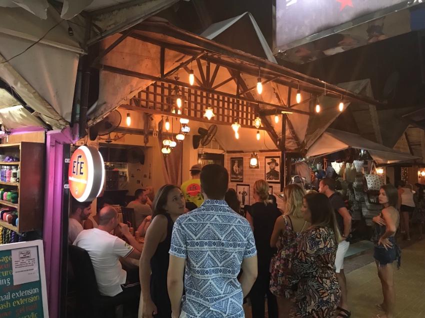 Business for sale at Koh Phi Phi - Running Restaurant