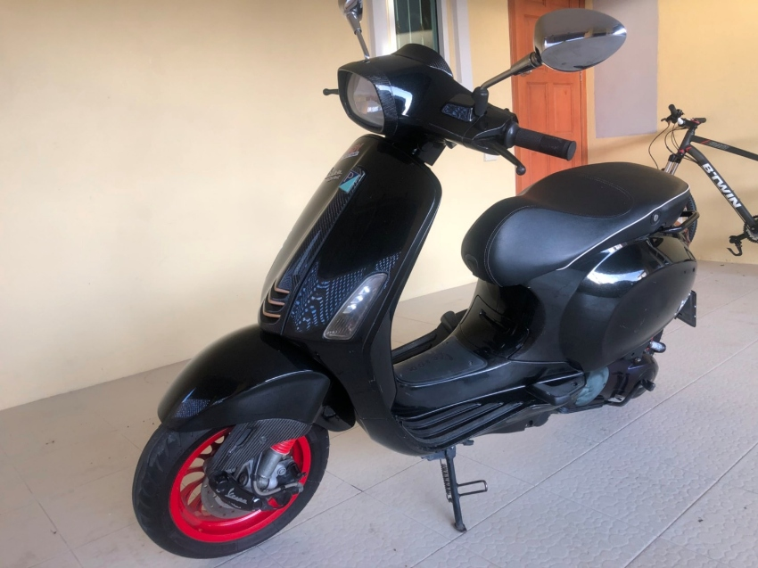Scooter Vespa Sprint 150 3V IE