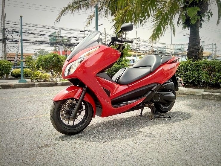 2014 Honda Forza 300 ABS in perfect condition