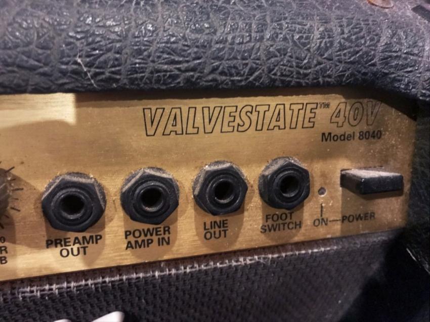 Marshall Valvestate 40 Guitar Amp