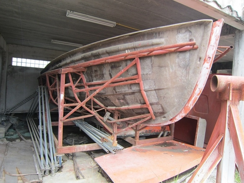 26' Lobster Boat Molds For Sale