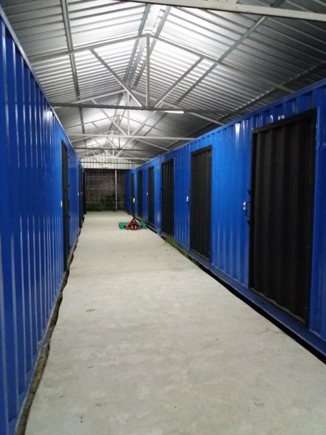 Self Storage @ Safetek Storage