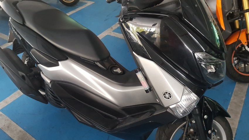 2015 Yamaha NMAX 155cc Automatic with ABS brakes only 54900 baht