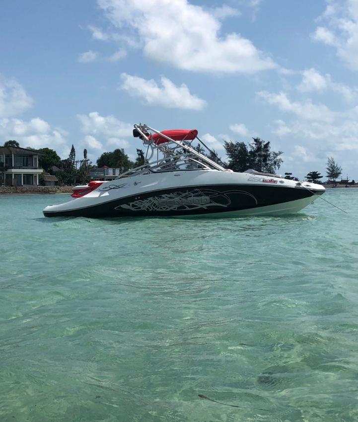 Seadoo 230 Wake Jet Boat