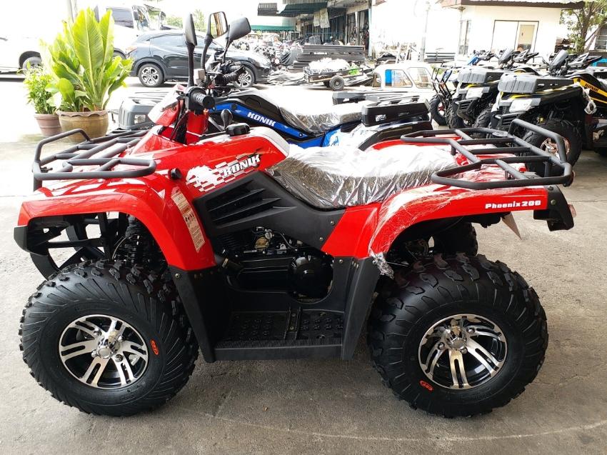 ATV Phoenix Konik 200cc