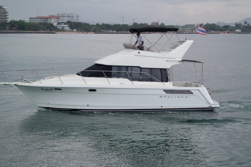 Bayliner 38 Flybridge *Good weather is coming - Are you ready?